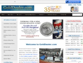 golddealer3.reachlocal.com screenshot