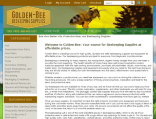 golden-bee.com screenshot