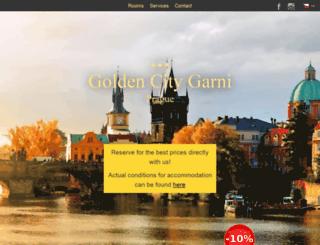 goldencity.cz screenshot