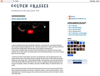 goldengrasses.blogspot.com screenshot