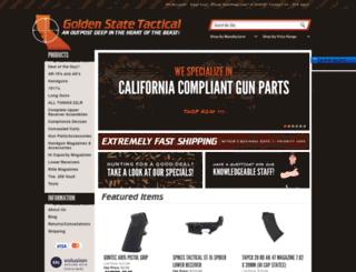 goldenstatetactical.com screenshot