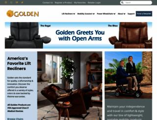 goldentech.com screenshot