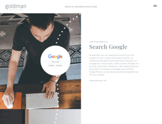 goldman-marketing.com screenshot