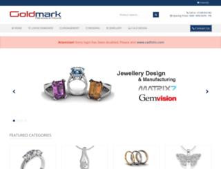 goldmarkuk.com screenshot