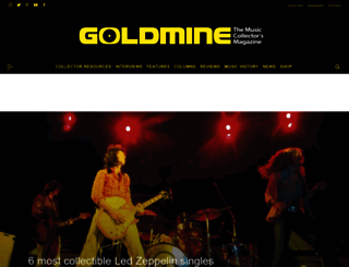 goldminemag.com screenshot