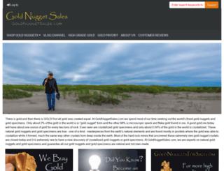 goldnuggetsales.com screenshot