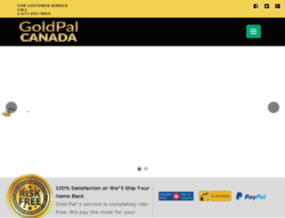 goldpalcanada.com screenshot
