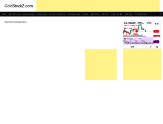 goldstockz.com screenshot