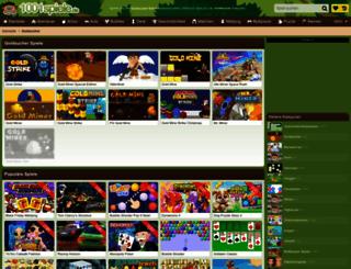 goldsucher.1001spiele.de screenshot