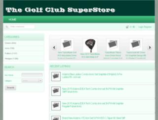 golfclub357.com screenshot