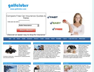 golfclubss.com screenshot