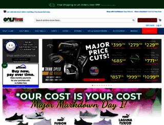 golfdiscount.com screenshot