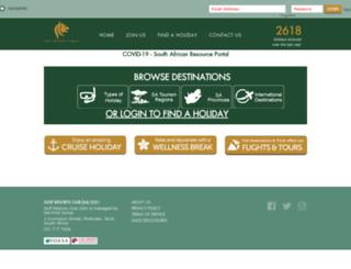 golfresortsclub.co.za screenshot