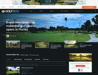 golfvacationinsider.com screenshot