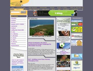 golocaljamaica.com screenshot