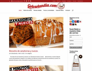 golosolandia.com screenshot