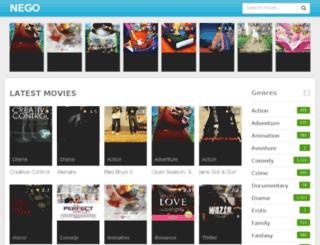 golvie.com screenshot