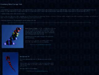 gombergkites.com screenshot
