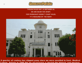 gomco90patiala.com screenshot