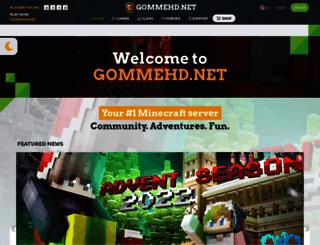 gommehd.net screenshot