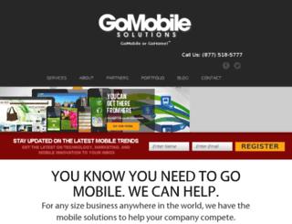 gomobilemail.net screenshot