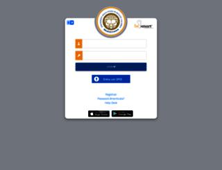 gomp.unirc.it screenshot