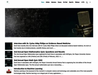 gonitsora.com screenshot