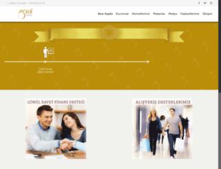 gonuldavet.com screenshot