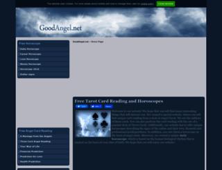goodangel.net screenshot