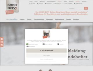 goodboy.de screenshot
