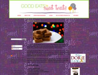 goodeatsblog.com screenshot