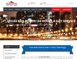 goodfellasbailbonds.com screenshot