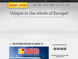 goodies-center.com screenshot