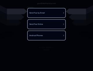 goodlinkdirectory.com screenshot