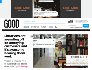 goodmagazine.com screenshot