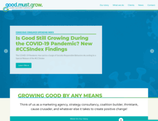 goodmustgrow.com screenshot