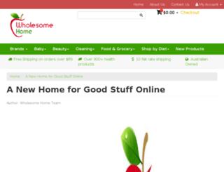 goodstuffonline.com.au screenshot