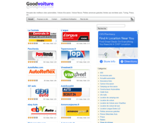 goodvoiture.com screenshot
