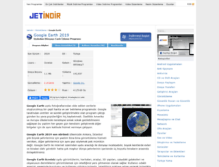 google-earth.jetindir.com screenshot