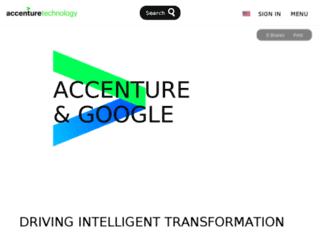 google.cloudsherpas.com screenshot