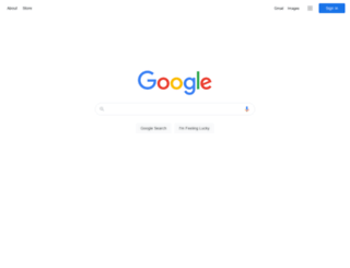 google.co.ck screenshot