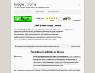 googlechrome.com.br screenshot