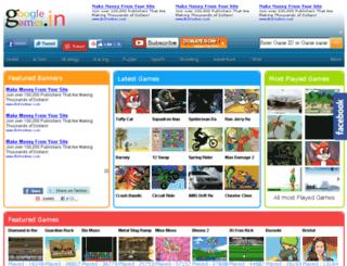 googlegames.in screenshot