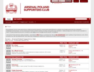 gooner.pl screenshot