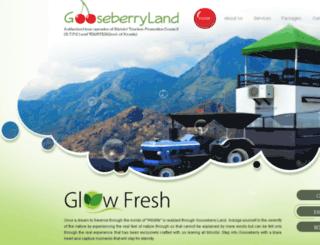 gooseberryland.com screenshot