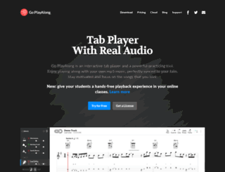 goplayalong.com screenshot