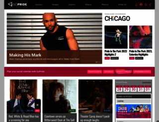 gopride.com screenshot