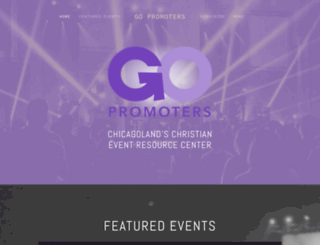 gopromoters.com screenshot