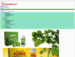 gordumaldim.com screenshot