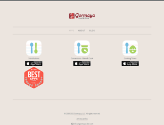 gormaya.com screenshot